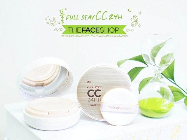 Tặng 20% Mỹ phẩm The Face Shop