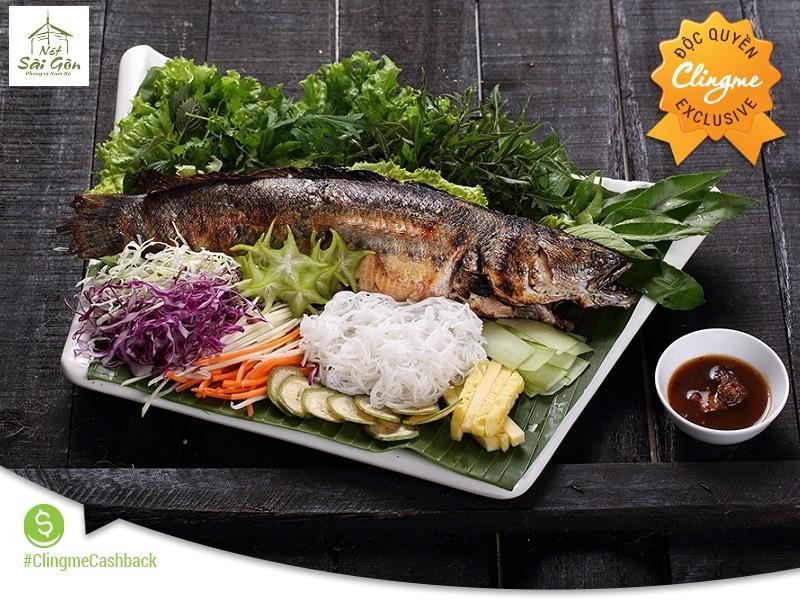 Clingme - Ưu đãi Ẩm thực Nét Sài Gòn