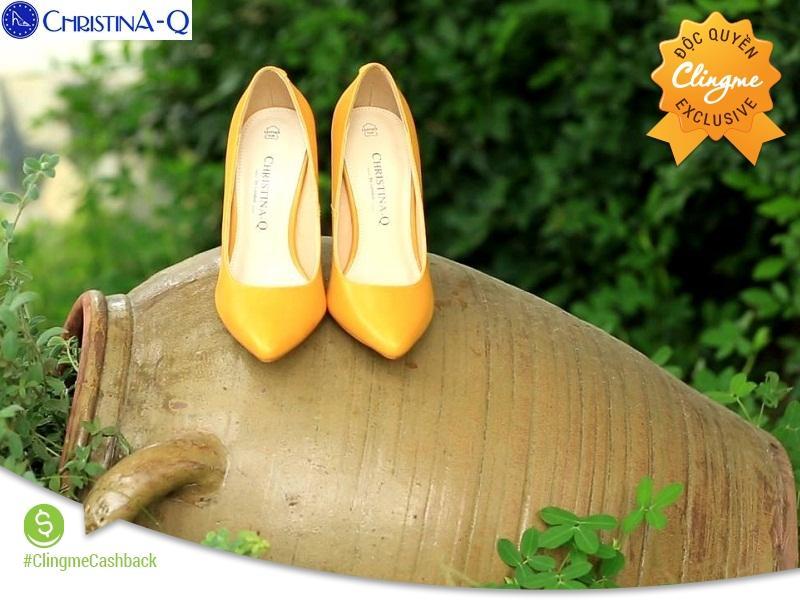 Clingme - Ưu đãi Giày cao cấp Christina-Q
