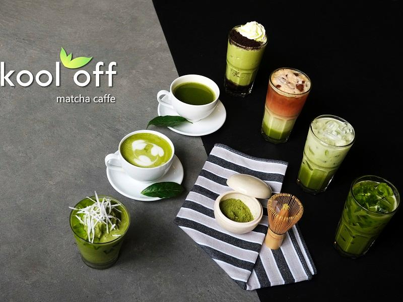 Tặng 25% Kooloff - Matcha Caffe