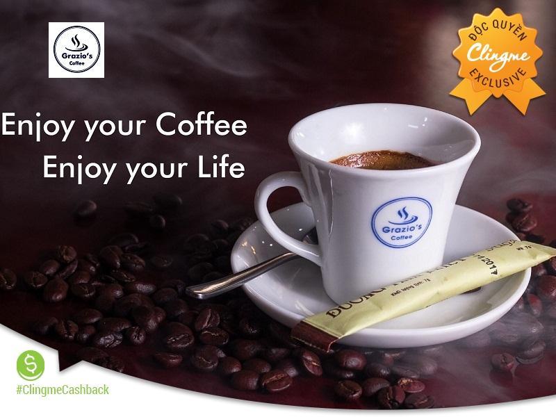 Grazio's - Cafe và những nụ cười