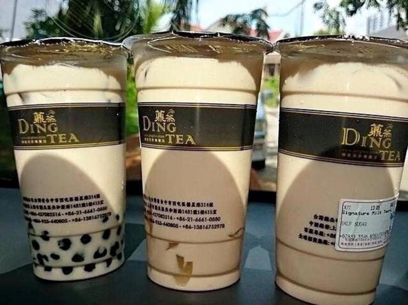 Ưu đãi Trà sữa Ding Tea