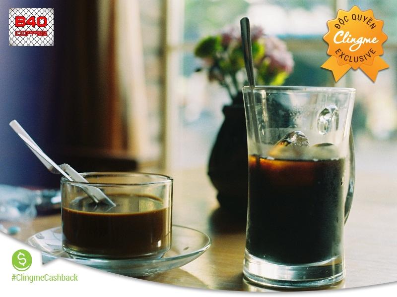 Ưu đãi B40 Juices & Coffee
