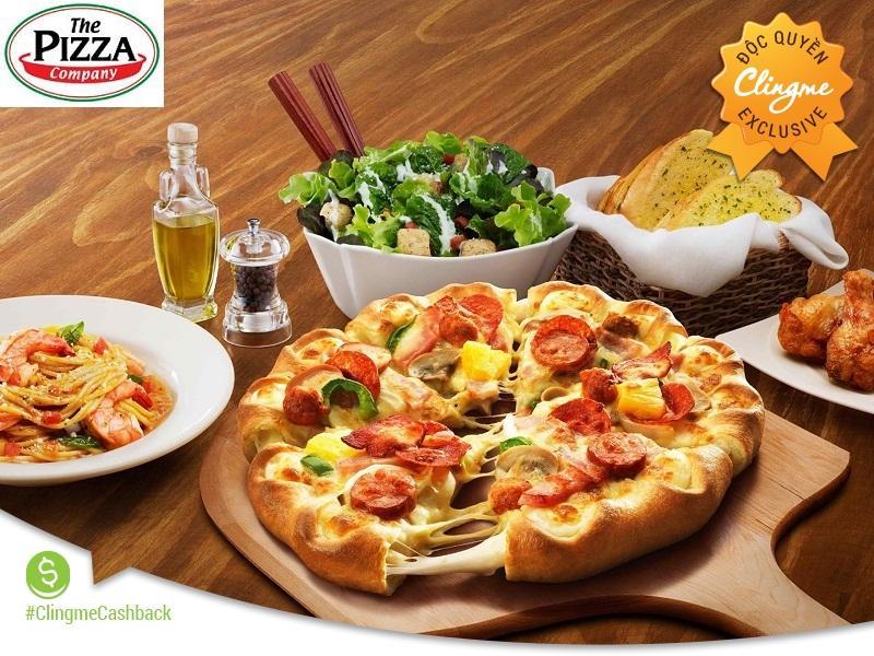 Clingme - Pizza Ngon - Phong vị Ý