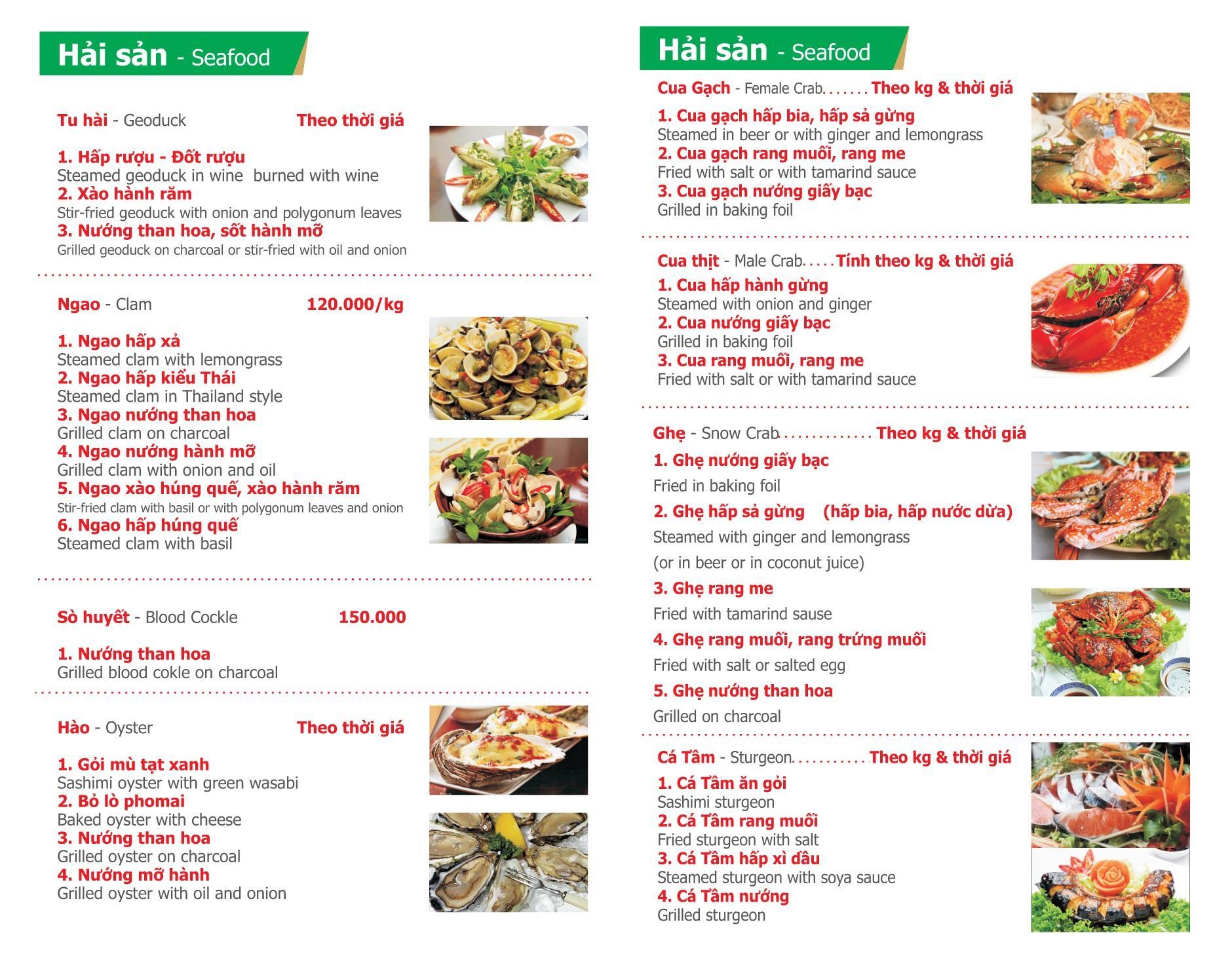 Nhà hàng Thượng Hải