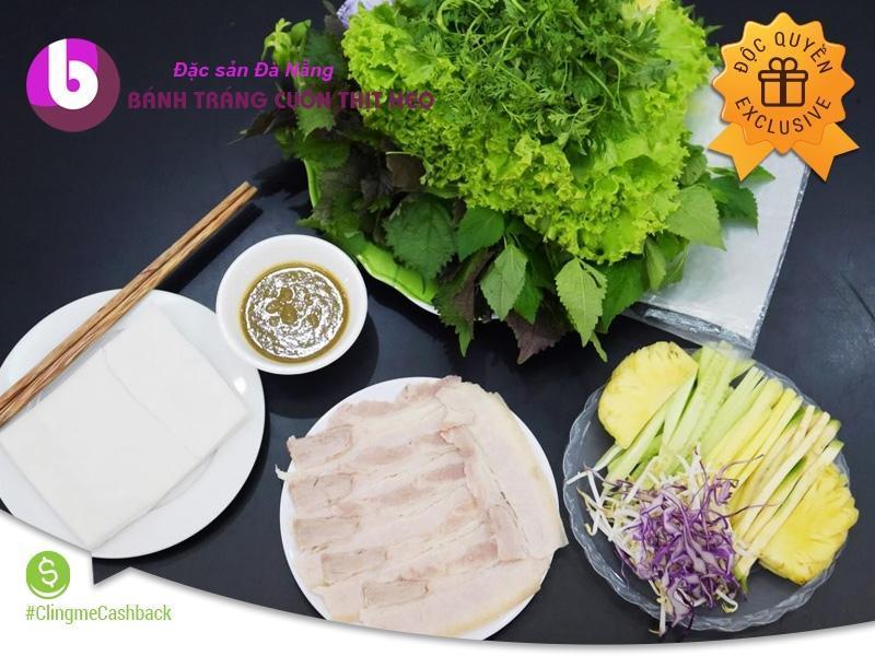Clingme - Ưu đãi Bánh tráng Hoàng Bèo