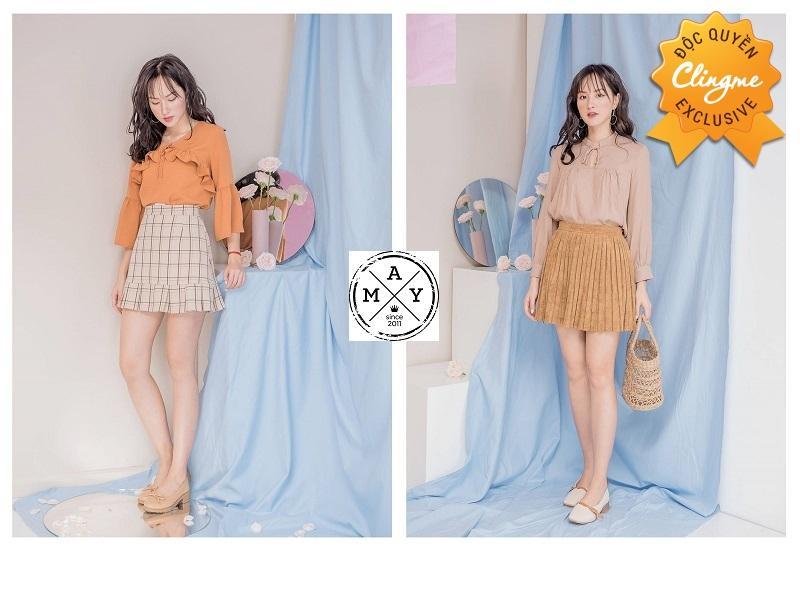 Clingme - Hoàn tiền 20% May Boutique